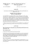 Nghị quyết số 111/2019/NQ-HĐND tỉnh SơnLa
