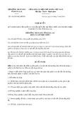 Nghị quyết số 110/2019/NQ-HĐND tỉnh GiaLai