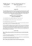 Nghị quyết số 67/2019/NQ-HĐND tỉnh NinhBình