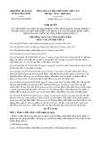 Nghị quyết số 63/2019/NQ-HĐND tỉnh QuảngBình