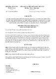 Nghị quyết số 111/2019/NQ-HĐND tỉnh GiaLai