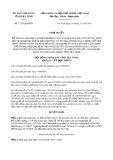 Nghị quyết số 172/2019/NQ-HĐND tỉnh TràVinh