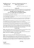 Nghị quyết số 234/2019/NQ-HĐND tỉnh ĐồngTháp