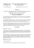 Nghị quyết số 223/2019/NQ-HĐND tỉnh QuảngNinh