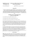 Nghị quyết số 188/2019/NQ-HĐND tỉnh Quảng Ninh