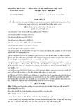 Nghị quyết số 222/2019/NQ-HĐND tỉnh VĩnhLong