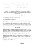 Nghị quyết số 209/2019/NQ-HĐND tỉnh BắcNinh