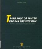 Tìm hiểu trang phục cổ truyền các dân tộc Việt Nam: Phần 2