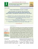 Trends in fish production of Assam: An analysis