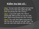Bài giảng môn Lịch sử lớp 11 - Bài 22: Xã hội Việt Nam trong cuộc khai thác thuộc địa lần thứ nhất của thực dân Pháp