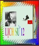 Bài giảng môn Lịch sử lớp 12 – Bài 16: Phong trào giải phóng dân tộc và tổng khởi nghĩa tháng Tám (1939-1945), nước Việt Nam dân chủ cộng hòa ra đời (Tiết 3)