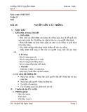 Giáo án Sinh học lớp 6 (Bài 45: Nguồn gốc cây trồng) - Huỳnh Thị Ngọc Sang