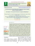 G×E interaction for seed yield and its components traits in summer sesame (Sesamum indicum L)