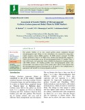 Assessment of genetic fidelity of micropropagated gerbera (Gerbera jamesonii Bolus) plants by ISSR markers
