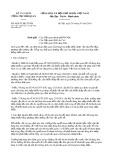Công văn số 4838/TCHQ-TXNK