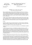 Công văn số 2501/TCT-CS