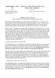 Công văn số 5272/BKHĐT-QLĐT
