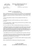 Công văn số 3224/TCT-KK