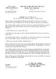 Công văn số 5086/TCHQ-TXNK