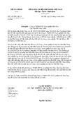 Công văn số 7147/BTC-QLCS
