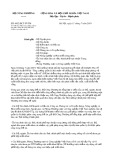 Công văn số 4952/BCT-PVTM