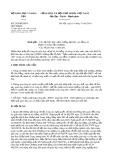 Công văn số 2929/BGDĐT-GDCTHSSV