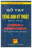 Phiên âm một số cụm từ Tiếng Anh trong kỹ thuật