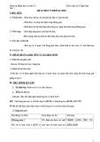 Giáo án Hình học cơ bản 12 - Chương 1