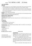 Giáo án Ngữ Văn 12 – Đọc văn: Vợ chồng A Phủ