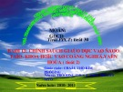 Bài giảng Giáo dục công dân lớp 11 - Bài 13: Chính sách giáo dục và đào tạo, khoa học và công nghệ, văn hóa (Tiết 2)