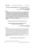 Tổng quan về thực hành quản lý và ứng dụng ở Việt Nam