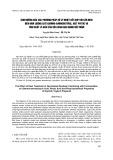 Ảnh hưởng của các phương pháp xử lý nhiệt kết hợp với lên men đến hàm lượng axit gamma aminobutyric, axit phytic và tính chất lý hóa của sữa chua đậu nành nẩy mầm