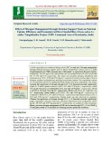 Effect of nitrogen management through decision support tools on nutrient uptake, efficiency and economics in direct seeded rice (Oryza sativa L.) under Tungabhadra Project (TBP) Command Area of Karnataka, India