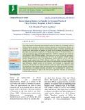 Bacteriological indoor air quality in neonatal wards of three tertiary hospitals in Dar Es salaam