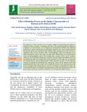Effect of refining process on the quality characteristics of soybean and cotton seed oils