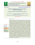 Significance of bioinformatics in the conservation of biodiversity and databases