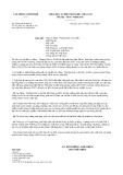 Công văn số 3630/VPCP-KGVX
