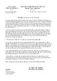 Công văn số 2174/TCHQ-GSQL