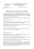 Công văn số 2331/TCT-CS