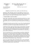 Công văn số 3415/BKHĐT-QLĐT