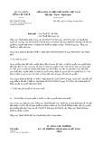 Công văn số 2344/TCT-KK