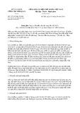 Công văn số 2272/TCHQ-TXNK