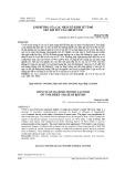 Ảnh hưởng của các nhân tố kinh tế vĩ mô lên lợi tức của chỉ số VN30