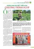 Quảng Nam ráo riết triển khai chương trình OCOP