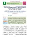 Soil test based fertilizer recommendation for mustard (Brassica juncea L.) in Eastern Plain Zone of Uttar Pradesh, India