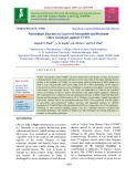 Antioxidant enzymes in leaves of susceptible and resistant okra genotypes against YVMV