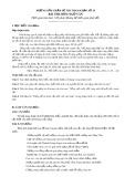 Đề thi tham khảo tốt nghiệp THPT môn Ngữ văn năm 2020 - Đề số 19