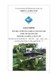 Giáo trình Cơ sở công nghệ gia công kim loại - Nghề: Cắt gọt kim loại - CĐ Kỹ Thuật Công Nghệ Bà Rịa-Vũng Tàu