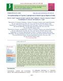 Seroepidemiology of caprine leptospirosis in south Gujarat region of India