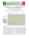 Study of high level aminoglycoside resistance among enterococci in a tertiary care centre, Navi Mumbai, India